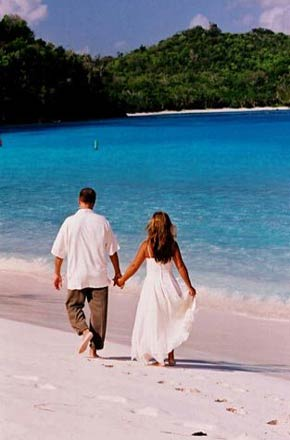 Getting Married In The British Virgin Islands
