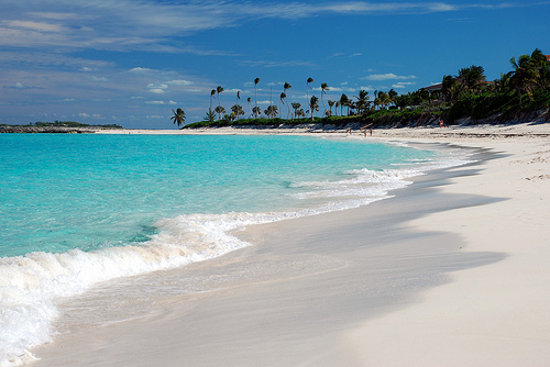 Cabbage_ beach_bahamas