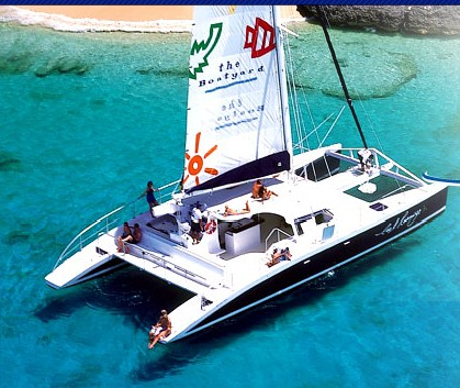 Cool _Runnings_ Catamaran_ Cruises