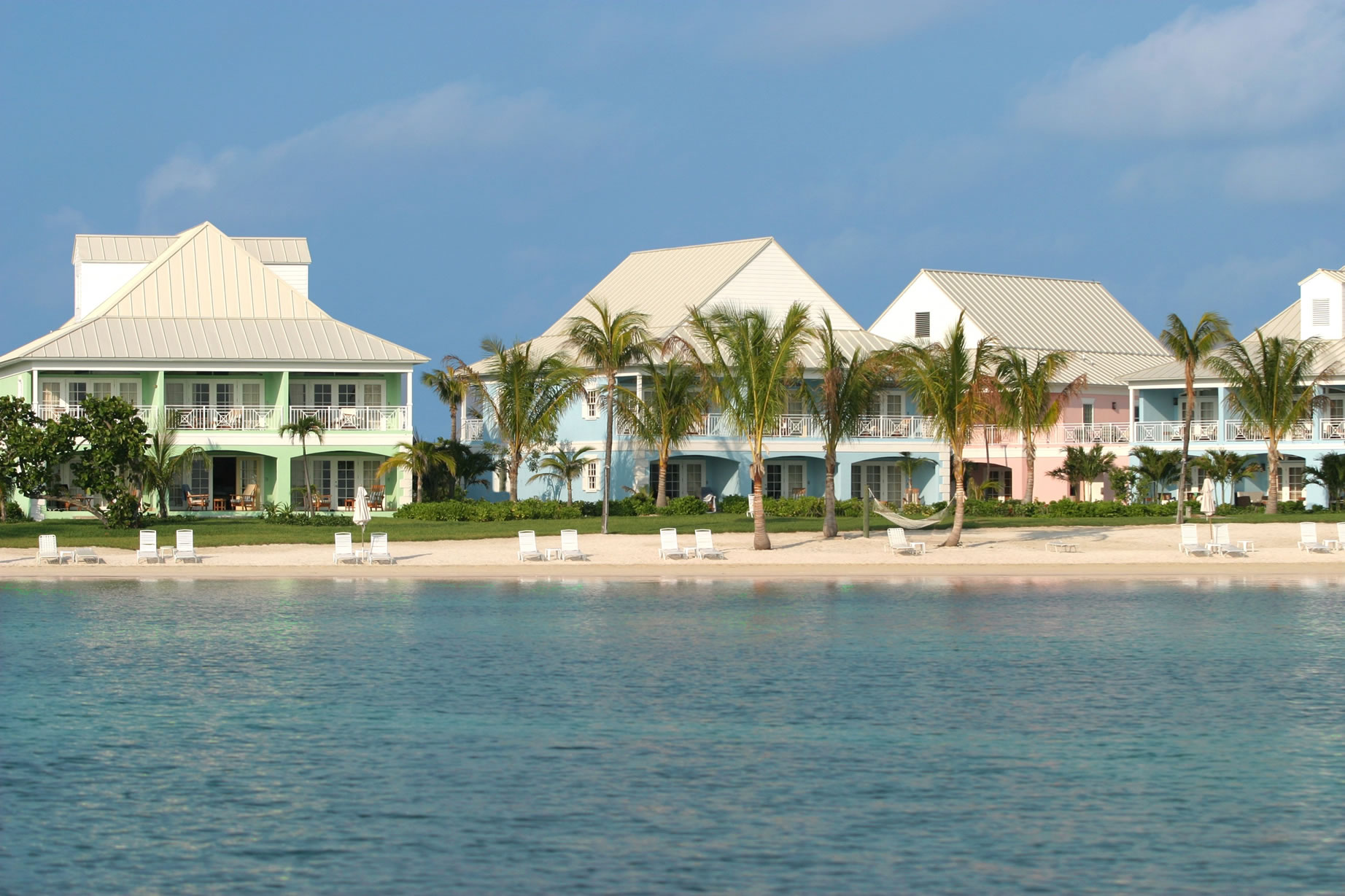 Grand Bahama Island - Old Bahama Bay