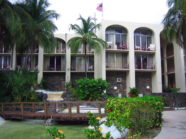 Hotel on the Cay-St. Croix