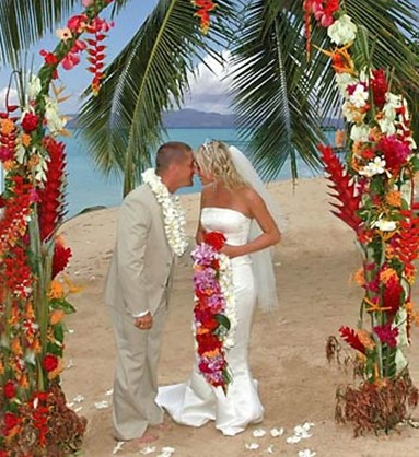 MARRIGE IN ST. CROIX