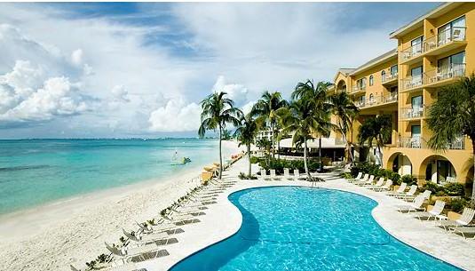 Marriott Beach Resort Caribbean Tour