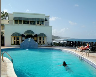 New Edgewater Hotel _Barbados