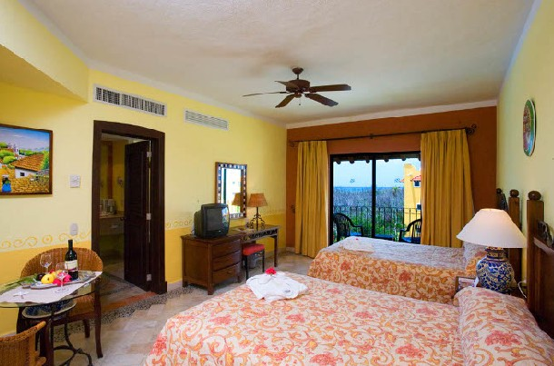 Occidental Grand Cozumel All Inclusive bedroom