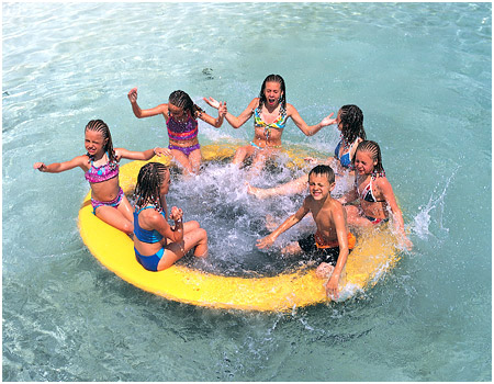Paradise island harbour resort kids club