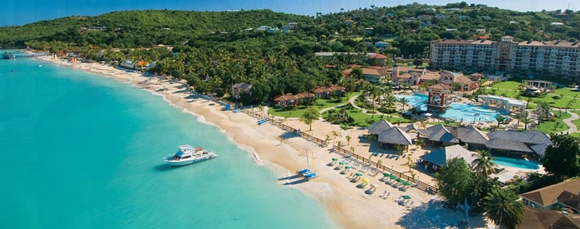 Sandals Ultimate Caribbean Grove