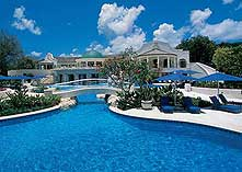 Sandy Lane Barbados resort