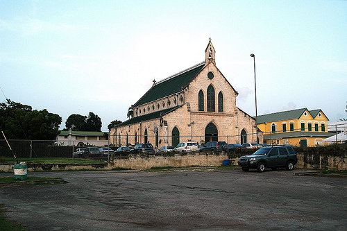 St_Patrick's_ Roman _Catholic_ Cathedral