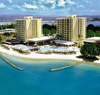 Sunset Beach Resort And Spa Located Four Kilometers West Of Central Montego Bay Jamaica