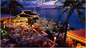 The Wharf Cayman Island Restaurant
