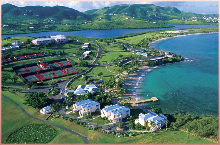The Buccaneer St Croix Caribbean Tour Caribbean Islands - All inclusive resorts in st croix