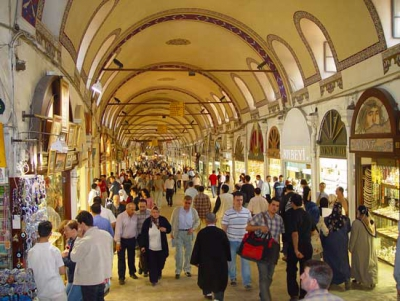 The _City_ of _Grand _Bazaar