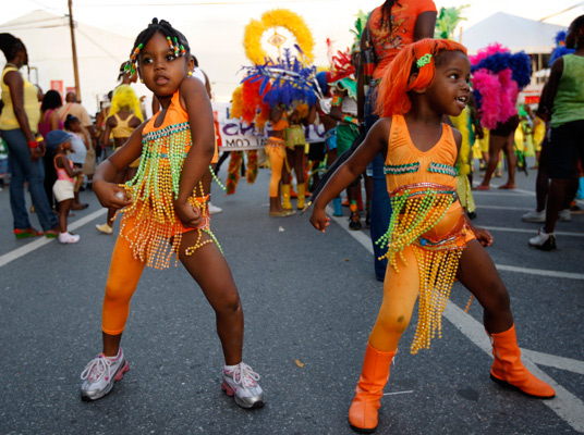 Think, that Trinidad and tobago carnival something
